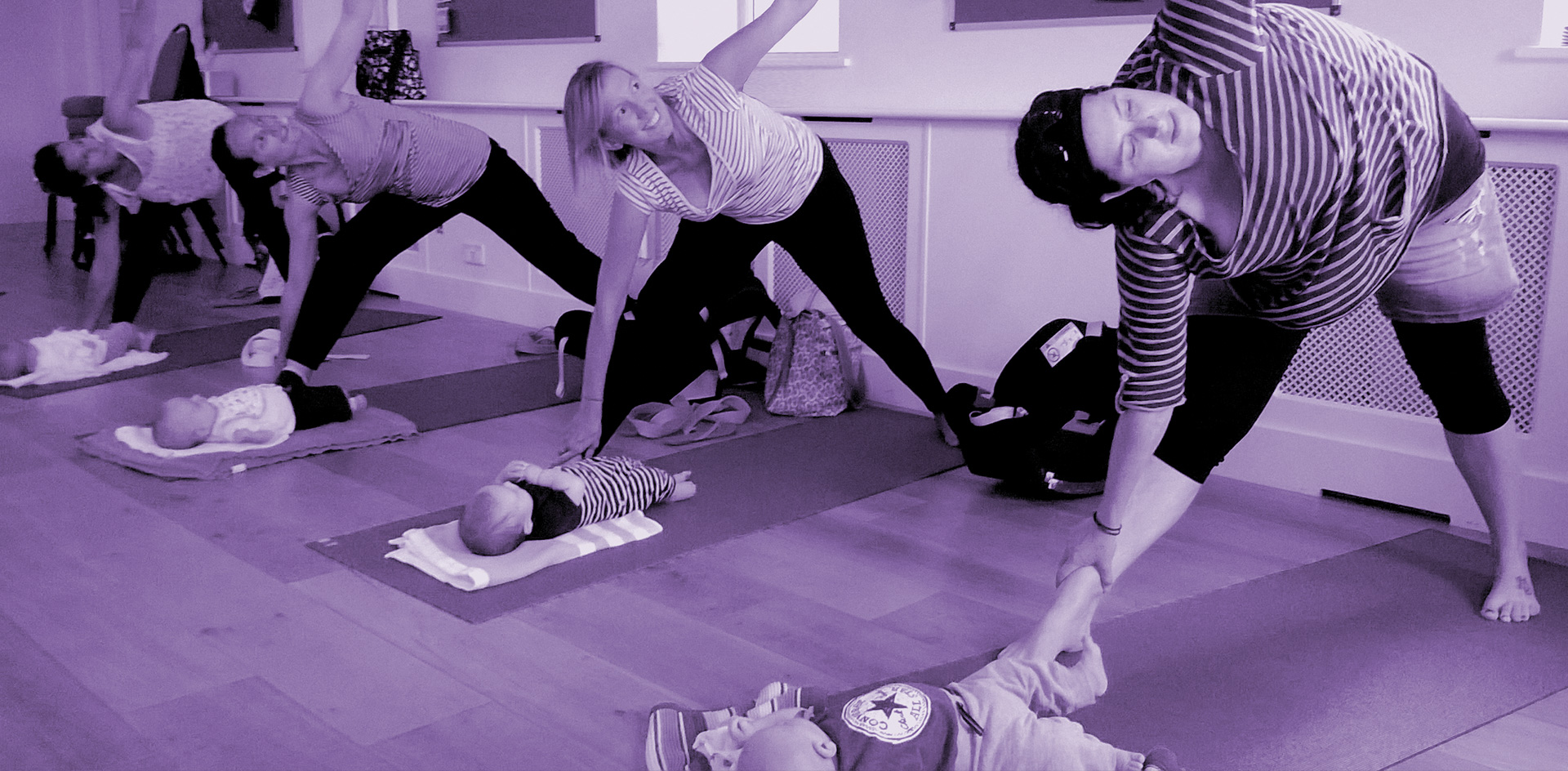Mother & Baby Yoga Guernsey