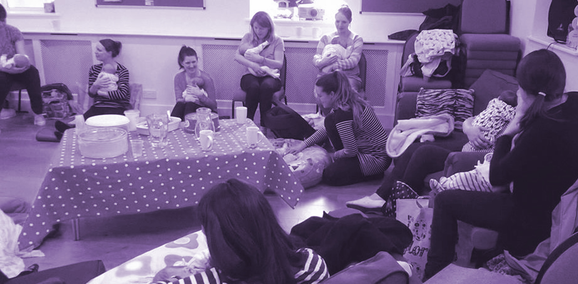 Mother Baby Support Group Guernsey